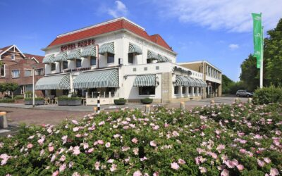 120-jarig jubileum Hotel Faber